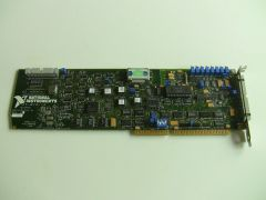 National Instruments AT-MIO-16 ISA Multifunction Analog Digital I/O Card