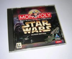 Hasbro Monopoly Star Wars Game for Windows PC CD-ROM (1997)