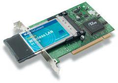 3Com 11 Mbps 802.11b Wireless LAN PCI Card 3CRWE777A