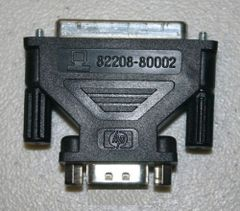 HP 48 Calculator 25-Pin to 9-Pin Adapter for Serial Cable