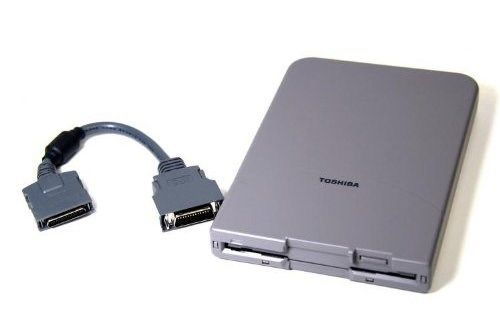 Toshiba Portege 300CT 320CT 600CT 610CT 620CT 650CT External Floppy Disk Drive