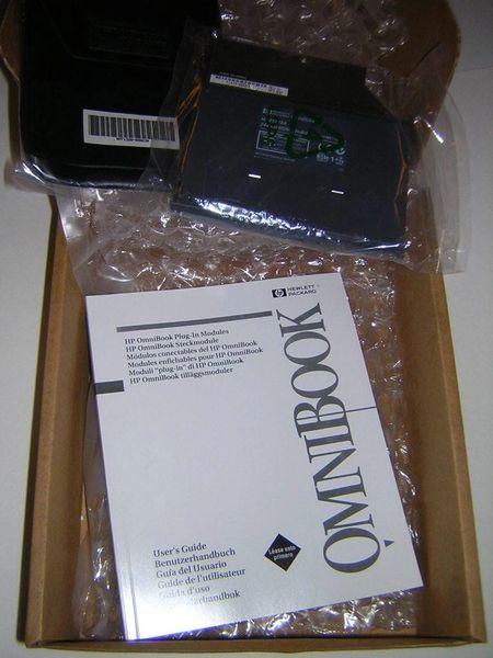 HP OmniBook 900 4100 4150 4150B CD-ROM Drive Module NEW in Box