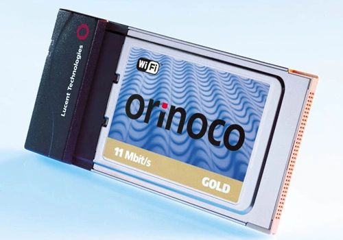 Lucent ORiNOCO Gold 802.11b Client PC Card Wireless LAN WiFi PCMCIA