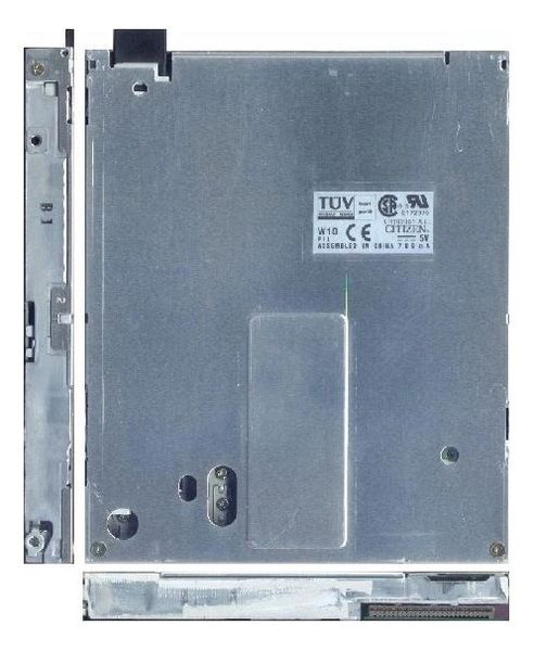 W1D Laptop Notebook 11mm Floppy Diskette Drive FDD WID LR102061