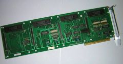 Vintage Scientific Solutions Digital I/O Carrier Base Board 200025 ISA Adapter