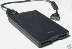 HP OmniBook 800 800CT 800CS External Floppy Disk Drive + Cable