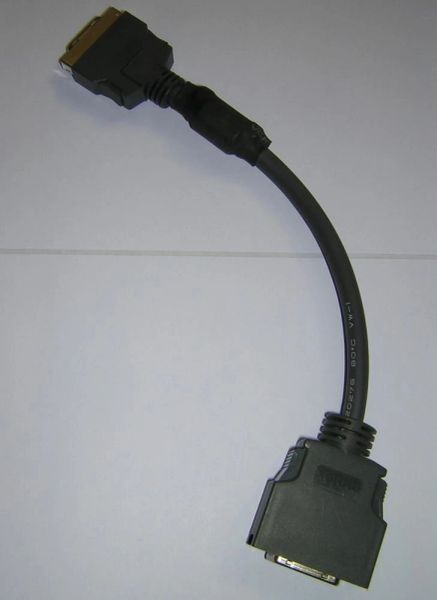 Toshiba Portege 3010CT 3015CT 3020CT 3025CT 3110CT 7000CT 7010CT 7020CT 7140CT 7200CT 7220CT External Floppy Disk Drive Cable