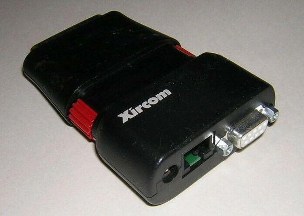 Xircom Parallel Port Pocket Token-Ring Adapter PT3-16CTP