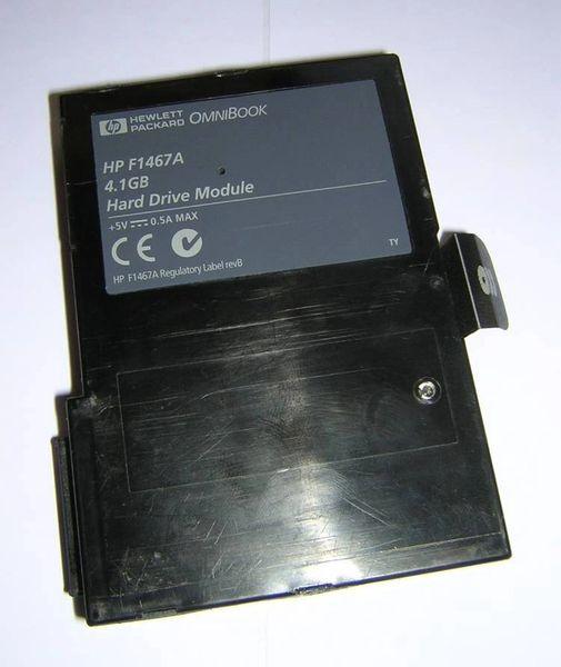 HP OmniBook 4100 4150 Hard Disk Drive Caddy