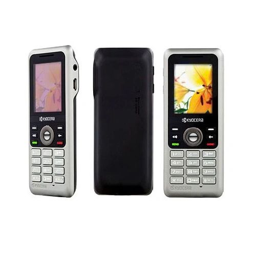 Kyocera Melo S1300 Mobile Cell Phone Slim MetroPCS White with Battery