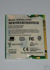 3Com® 10/100 LAN+56K Modem Mini PCI Card 3CN3AC1556B