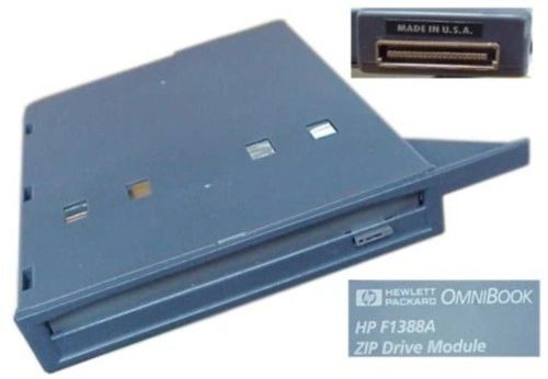 HP OmniBook 2100 3000 3000CTX 3100 Iomega Zip Drive Module NEW in Box