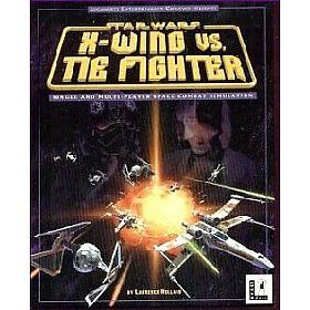 Star Wars: X-Wing vs. TIE Fighter PC CD-ROM Game in Original Retail Box (1997)