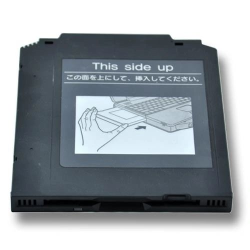 Panasonic Toughbook CF-71 CF-72 120MB Super-Floppy Disk Drive Module LS-120