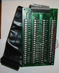 IBM PC Data Acquisition and Control Adapter DACA Screw Terminal Breakout Panel