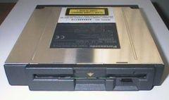 Panasonic Toughbook CF-25 CF25 LS-120 Super-Floppy Disk Drive 120MB