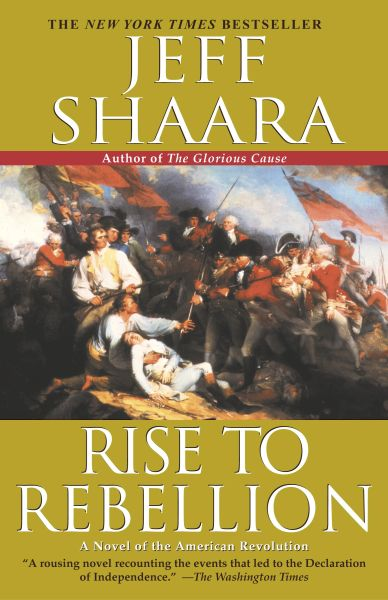 RISE TO REBELLION (PAPERBACK)