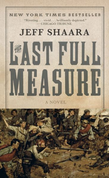 THE LAST FULL MEASURE (MASS MARKET PAPERBACK)