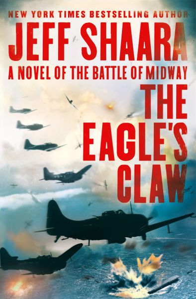 THE EAGLE'S CLAW - (AUDIO BOOK)