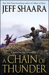 A CHAIN OF THUNDER (HARDCOVER)
