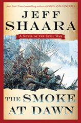 THE SMOKE AT DAWN (LARGE PRINT EDITION)
