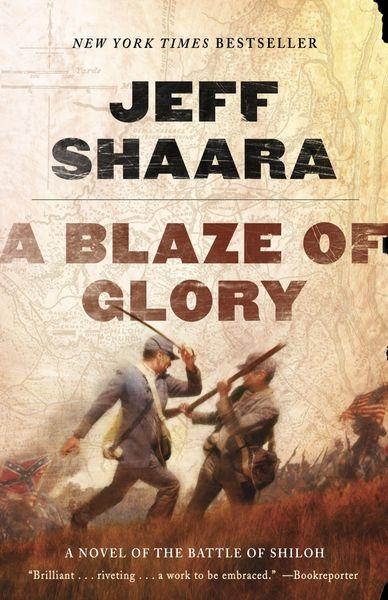 A BLAZE OF GLORY (PAPERBACK)