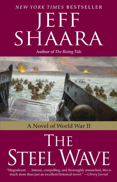 THE STEEL WAVE (PAPERBACK)