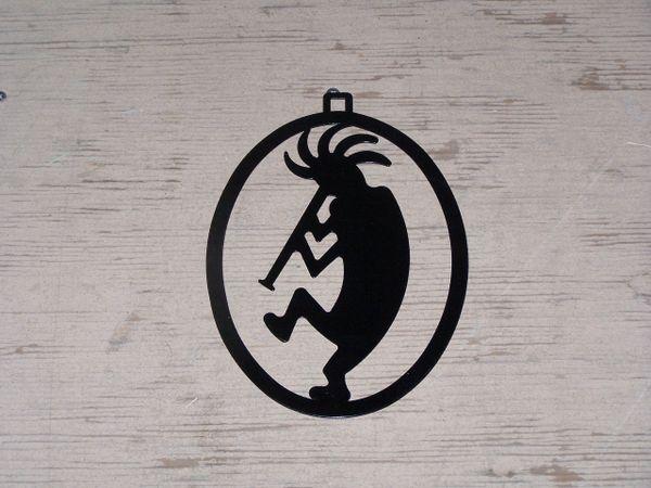 Kokopelli Welcome Door Hanger