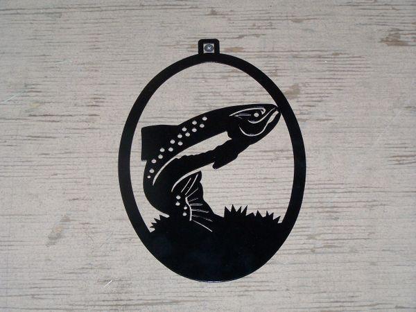 Fish Welcome Door Hanger