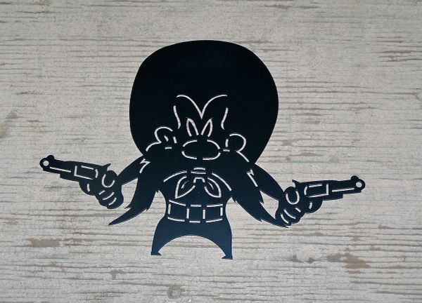 Yosemite Sam Wall Art