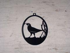 Pheasant Welcome Door Hanger