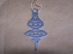 Teardrop Ornament