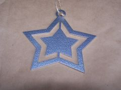 Star in a Star Ornament