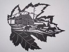 Bear Cabin Leaf