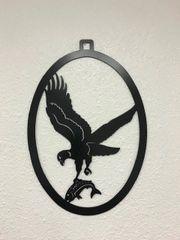 Eagle Welcome Door Hanger