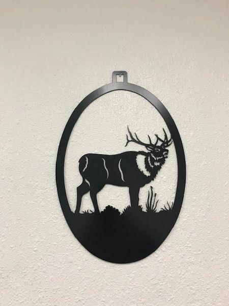 Elk Welcome Door Hanger