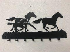 Horses 7 Key Hook