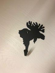 Moose Head Single Hook