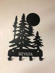 Nevada Trees/Moon 4 Hook
