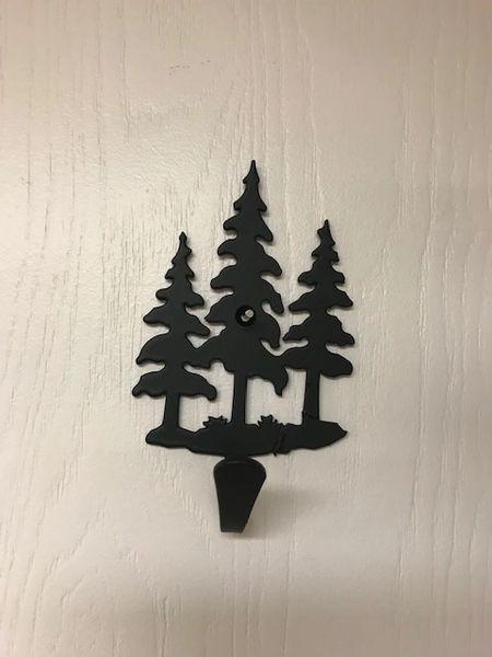 Three Trees Single Hook