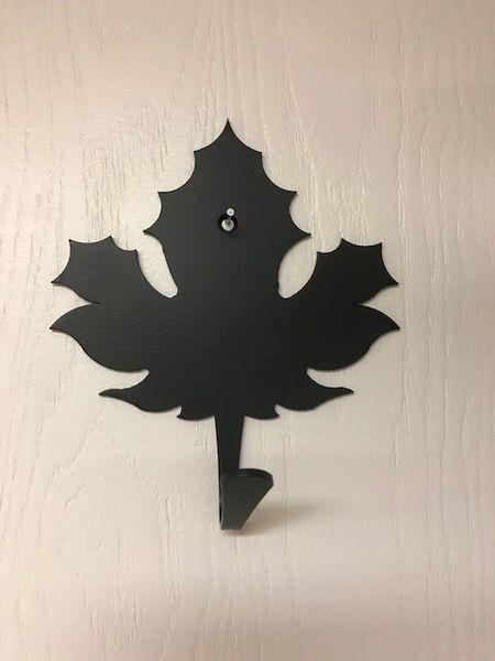 Maple Leaf Single Hook