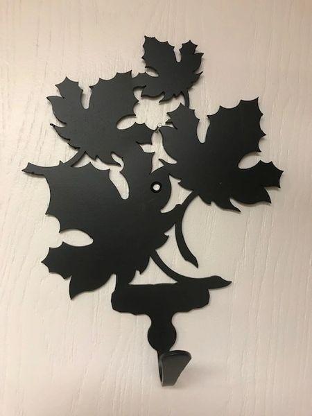 Maple Leaves Single Hook