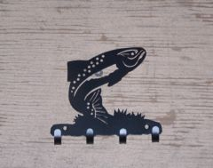 Fish 4 Key Hook