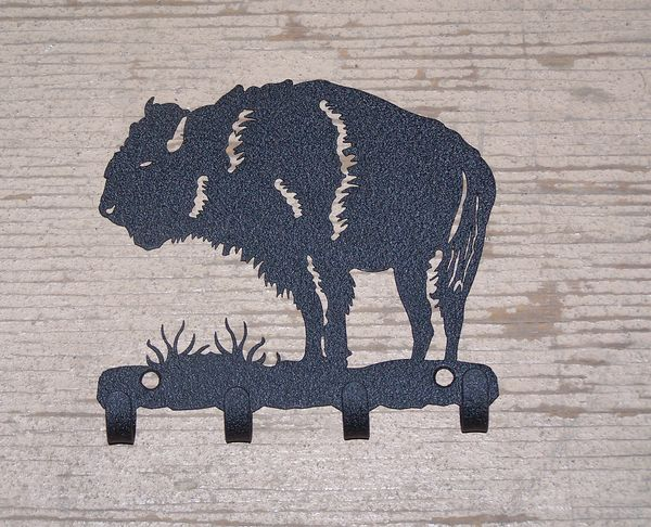 Buffalo, 4 Key Hook