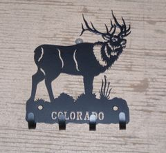 Colorado Elk 4 Key Hook