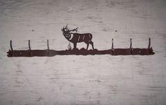 Elk 6 Coat Hook
