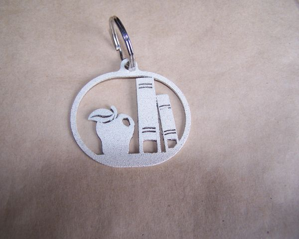 Teacher Key Ring
