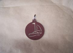 Boat Key Ring
