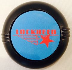 Lockheed Constellation Reproduction Control Yoke Hub, Vintage Aviation CYH-0104