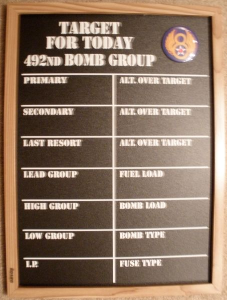 """""""Target For Today"""" Mission Board MIS-0107"""
